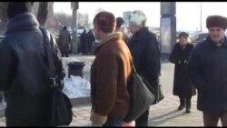 Manifestanţii pro-Putin duşi de nas