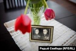 Дзед Ігара Мікалай вярнуўся з вайны толькі ў 1952 годзе