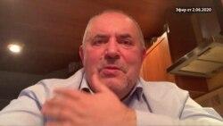 """Нет!"" Бориса Надеждина в эфире РС"