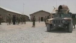 Afghan Forces Take Security Lead From NATO