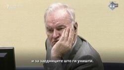 Доживотен затвор за Ратко Младиќ - од офицер на ЈНА до воен злосторник
