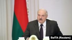 د بلاروس ولسمشر الکساندر لوکاشینکا