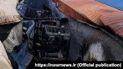 سایت نزدیک به دبیرخانه شورای عالی امنیت ملی ایران با انتشار این عکس، اسرائیل را «متهم ردیف اول» انفجار در کشتی ایران شهرکرد معرفی کرده است