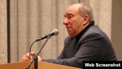 Крымский политик, Герой Украины Борис Дейч