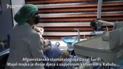 Borba afganistanskih mama