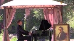 Фестиваль музики Шопена пройшов у замку в Родомишлі