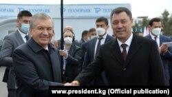 Садир Жапаров Шавкат Мирзиёев билан 11-12 март куни Тошкентда музокаралар олиб борган.