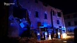 Силни земјотреси ја погодија централна Италија