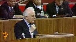 Былы прэзыдэнт Грузіі Эдуард Шэварднадзэ памёр у 86 гадоў