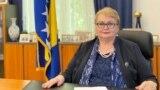 Bisera Turković (na fotografiji, datum nepoznat): Osim službene potvrde da je došlo do hapšenja Edina Vranja i odobrenja posjete, od Srbije nismo dobili nikakav drugi odgovor.