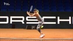 Мария Шарапова вернулась в большой теннис