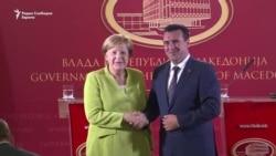 Меркел: Не сакам да се мешам во одлуката на граѓаните