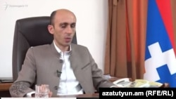 Государственный министр Карабаха Артак Бегларян