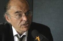 Czech Republic/Forum 2000 – Kanan Makiya, Iraqi-American writer and professor at Forum 2000, Prague, 09Oct2006