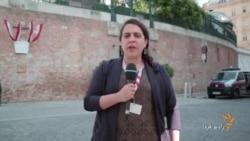 گزارش روز یکشنبه ۲۱ تیر هانا کاویانی، خبرنگار رادیو فردا، از وین