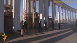 Открыт памятник Назарбаеву в Алматы