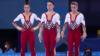 Gymnastics Olympic video grab