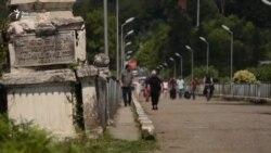 Ингури: трудности перехода