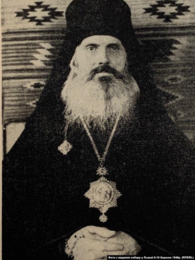 Єпископ РПЦ Макарій Оксіюк