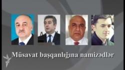 Qubad İbadoğlunun başqanlığa namizədliyi rəsmiləşdi