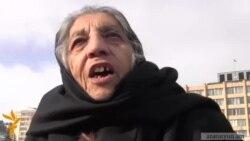 35 հազար դրամի հույսին ապրող տարեց կինը եկել էր խանգարելու «Նոր Հայաստանի» հավաքը