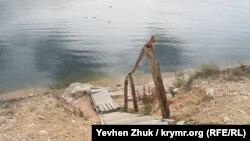 Озеро на Гасфорте, Севастополь