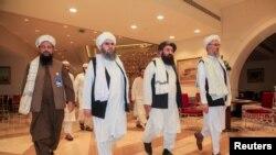 قطر کې د طالبانو سیاسي استازي