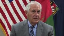 Secretarul de stat american Rex Tillerson a făcut o vizită neanunțată în Afganistan