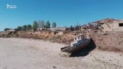 ШҚО, Күршім ауданы: Көлге жұтылған Ақсуат ауылы