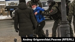 Протесты в России, 31 января 2021