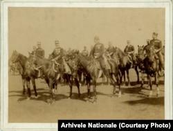 Regele Carol I, 10 Mai 1902, Arhivele Naționale