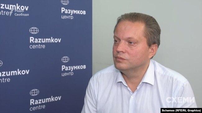 Директор енергетичних програм Центру Разумкова Володимир Омельченко