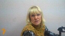 Галіна Дзягілева пра Веру Церлюкевіч