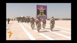 تخرج مقاتلين في الانبار