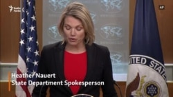 U.S. State Dept defends reimposition of Iran sanctions