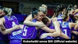 Košarkašice BiH na Evropskom prvenstvu 2021.