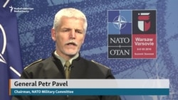 Top NATO General Says Alliance Must Show Strength To Russia