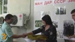 """Ғолибони озмуни """"Ман дар СССР зистаам"""""""