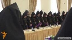 Եպիսկոպոսաց ժողովը դատապարտում է Ադրբեջանի կողմից հայկական ուղղաթիռի խոցումը