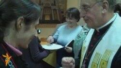 Кандрусевіч распачаў калядныя сустрэчы