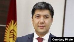 Мелис Тургунбаев.