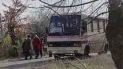 Розведення військ біля Золотого: як виглядає нова «сіра зона» у Катеринівці – відео