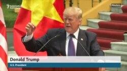 """Trump: """"Sînt cu agențiile noastre"""" când vine vorba de amestecul rusesc în alegeri"""