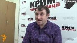 Андрей Щекун о движении против оккупации Крыма