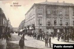 Imagine din Galați, 1906