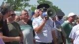 Ак Кыяда полиция кырымтатарларны җыен урынына җибәрмәде