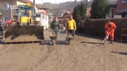 Floods Destroy Bridges, Houses In Serbia