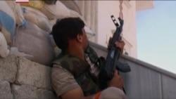 Siriýanyň Aleppo şäherindäki çaknyşyklar dowam edýär