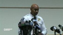 Полиция города Шарлотт опубликовала видеозаписи событий 20 сентября