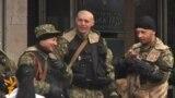 Сепаратистер Славянск әкімдігінің ғимаратын басып алды